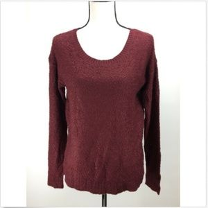 Abound Sweater Junior Size S Small Long Sleeve